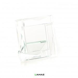 Portafoto Quadrato in Vetro