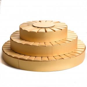 Torta Bomboniere Oro