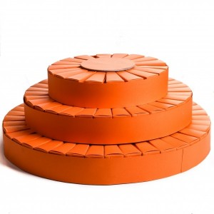 Torta Bomboniere Arancio