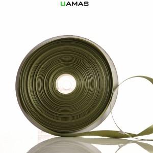 Nastro raso H10mm Verde