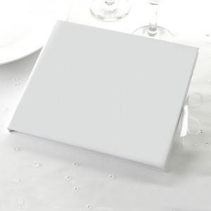 Guest Book Bianco Premium