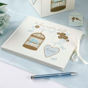 Guest Book to Have and to Hold