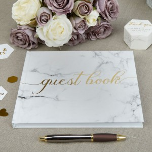 Guest Book Marmo