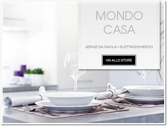 UAMAS - Mondo Home, servizi da tavola, elettrodomestici